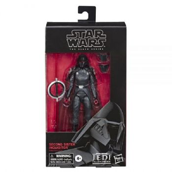 Star Wars The Black Series Jedi Fallen Order Second Sister Inquisitor Figure